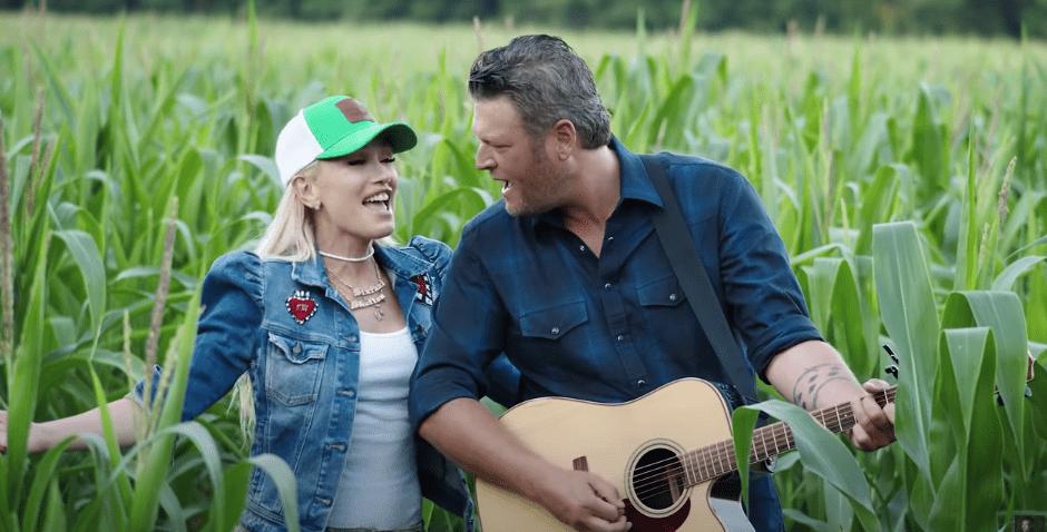 Blake Shelton Releases New Single Featuring Gwen Stefani