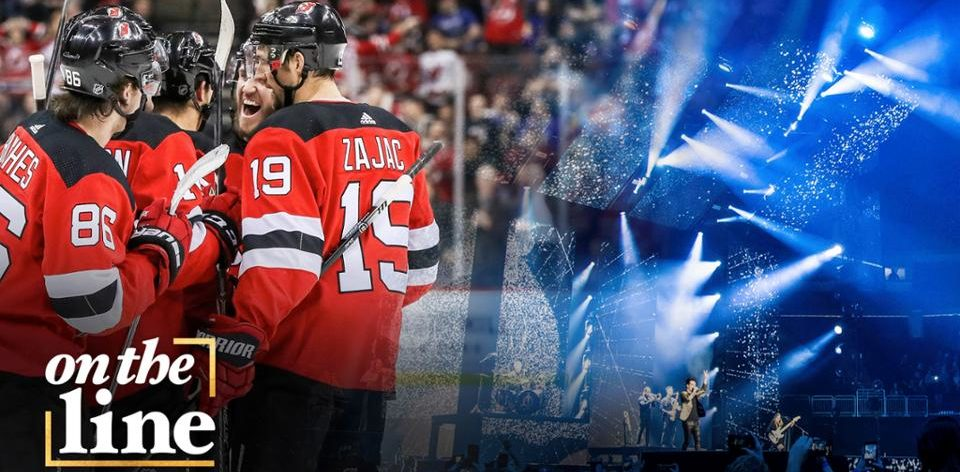 NJ Devils & Prudential Center Announce On The Line Weekly Auction