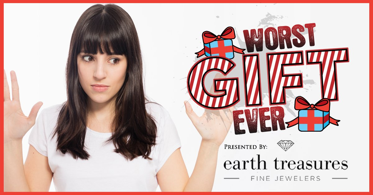 Earth Treasures Worst Gift Ever Contest
