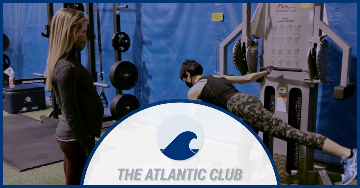 The Atlantic Club 'New Year, New You' Contest!