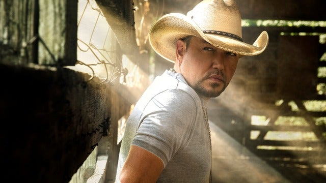 Jason Aldean at the PNC Bank Arts Center in Holmdel – August 6th!