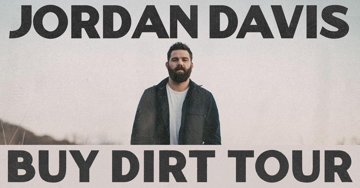 Thunder 106 presents Jordan Davis at the Starland Ballroom in Sayreville – September 23rd!