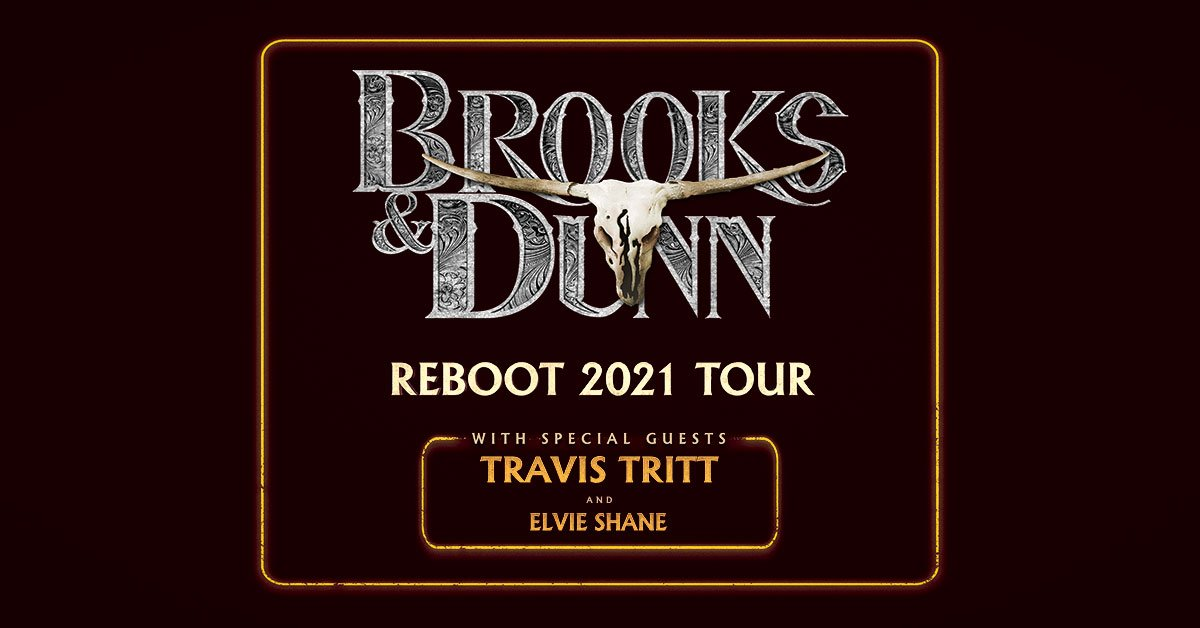 Brooks and Dunn at the PNC Bank Arts Center in Holmdel – September 11th!