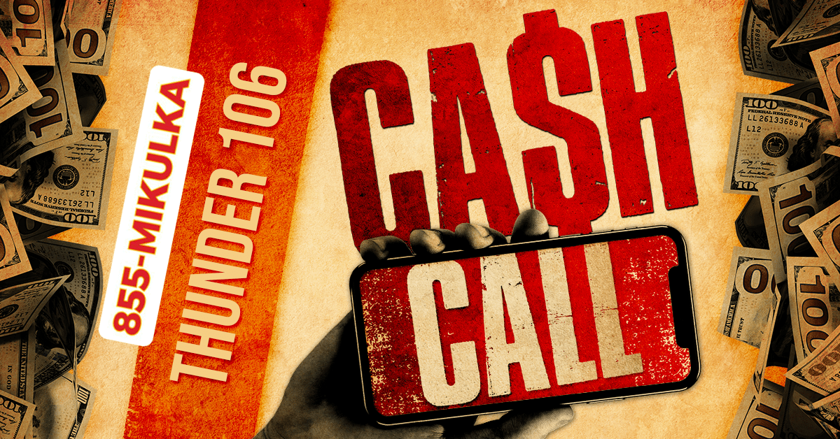 Sign Up Now for CA$H Call!